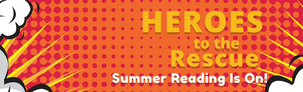 Schedule for 2015 Summer Reading