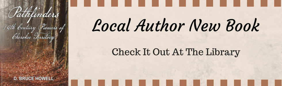 Local Author… New Book