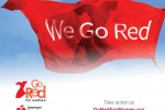 February is Heart Health Month – Go RED
