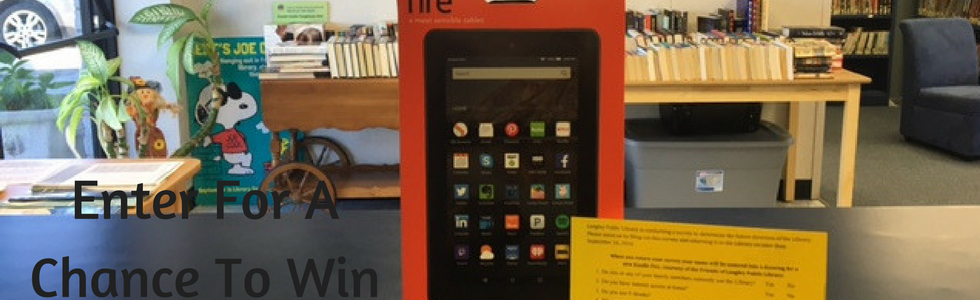 Free Kindle Giveaway Drawing