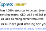 LearningExpress Library Now Available