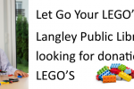 Let Go Your Lego's