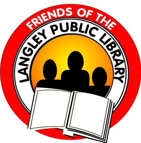 Friends of Langley Public Library Logo