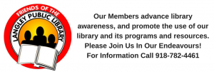 Join the Friends of Langley Public Library